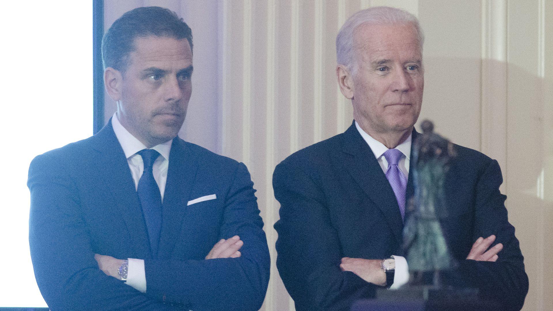Hunter Biden S Hard Drive Links Joe Biden To Foreign Lobbying Operations