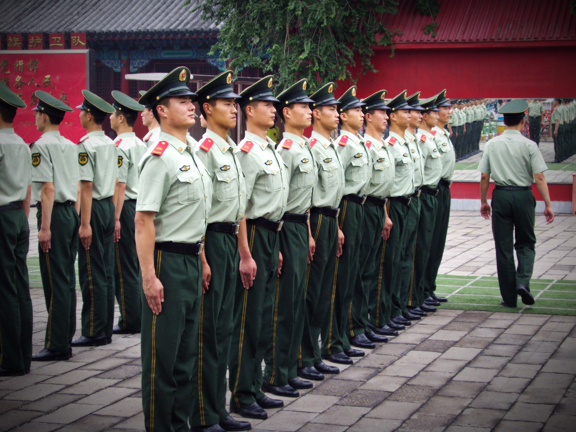 Chinese Communist Party Orders Army To Prepare For War 'At Any Second' - The National Pulse