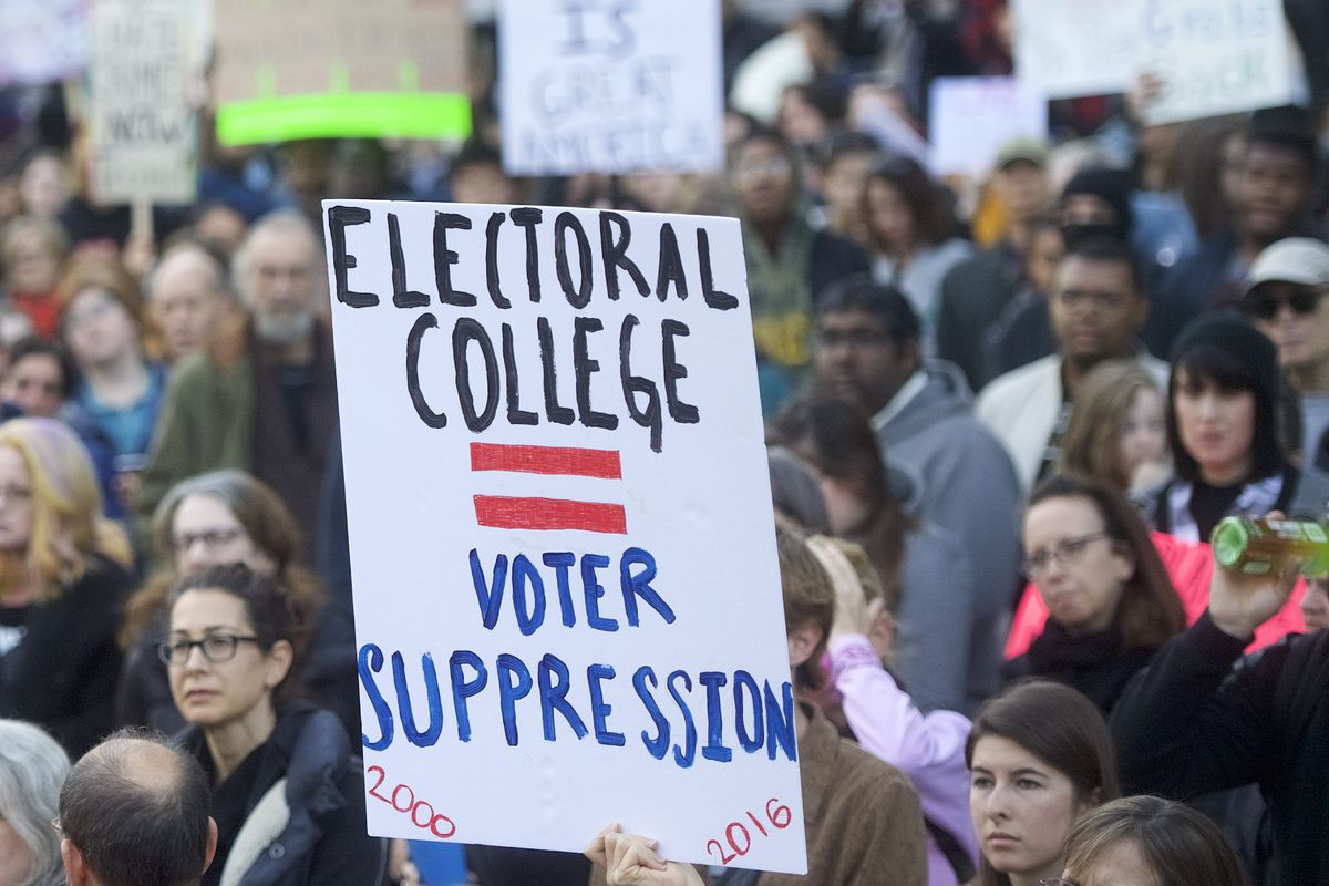READ: House Dems Introduce Bill To 'Abolish Electoral College' - The National Pulse