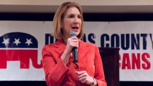 Former Hewlett-Packard CEO Carly Fiorina (photo credit: John Pemble via Flickr, CC BY-ND 2.0)