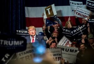 Donald Trump speaks in Reno, Nev. (photo credit: Darron Birgenheier via Flickr, CC BY-SA 2.0)