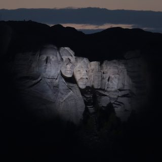 mount rushmore media coverage