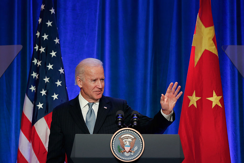 EXCLUSIVE: Biden Camp Gets Thousands From Chinese Communist Party Employees, Including TikTok