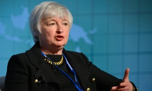 Federal Reserve Chair Janet Yellen (photo credit: Day Donaldson via Flickr, CC BY 2.0)