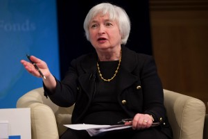 Federal Reserve Chair Janet Yellen (photo credit: International Monetary Fund via Flickr, CC BY-NC-ND 2.0)