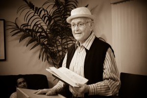 Norman Lear (photo credit: Louise Palanker, CC BY-SA 2.0)
