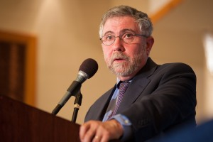 Prof. Paul Krugman (photo credit: Commonwealth Foundation via Flickr, CC BY 2.0)