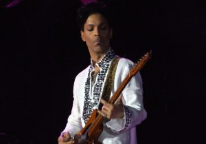 Prince at Coachella in 2008 (photo credit: Scott Penner via Flickr, CC BY-SA 2.0)
