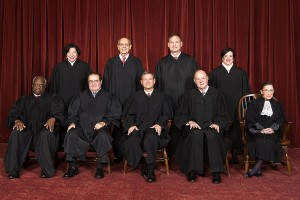 The Roberts Court in October 2010