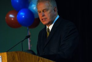Former Ohio Gov. Ted Strickland (photo credit: Rona Proudfoot via Flickr, CC BY-SA 2.0)