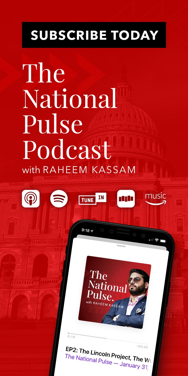 The National Pulse Podcast