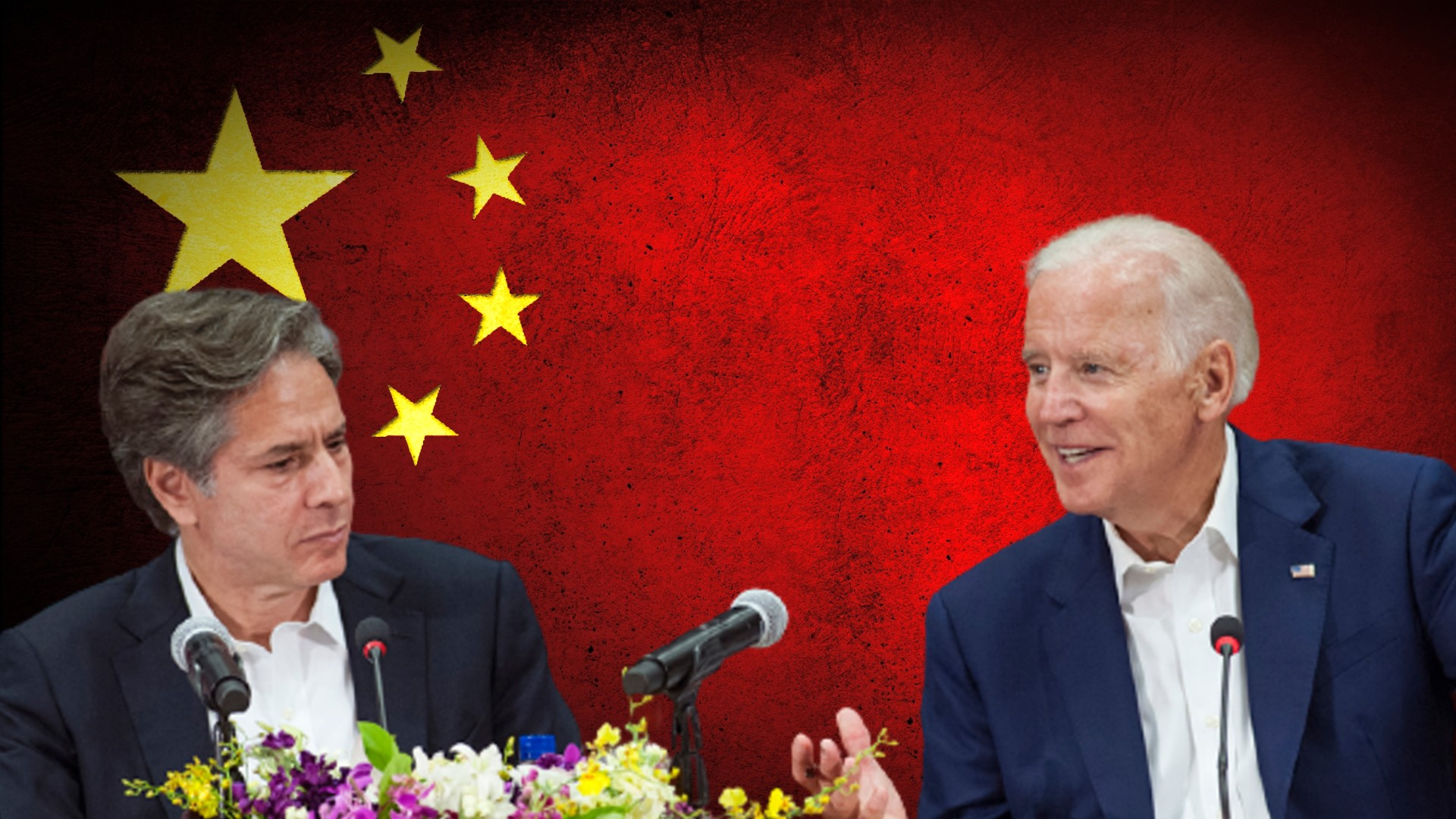 Biden Doesn't Plan To 'Contain China,' Reveals Secretary of State Blinken. - The National Pulse