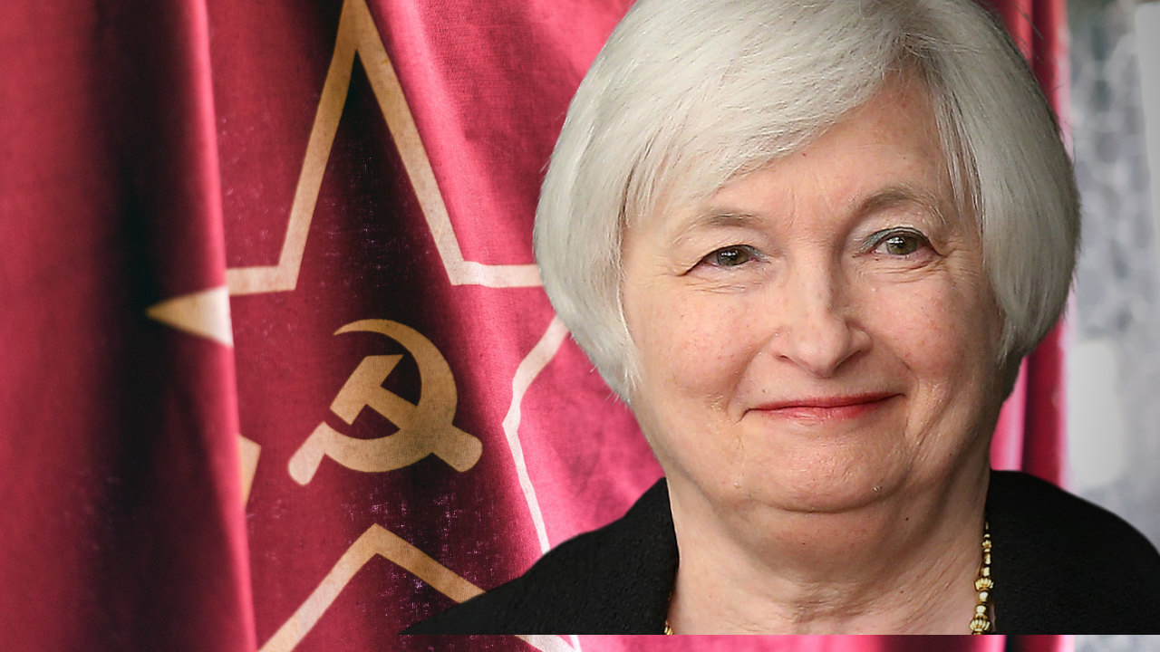 EXC: Biden Treasury Sec Yellen Paid by Chinese Communist Party-Linked Group.